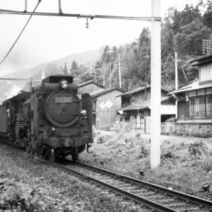 新SL現役時代のアーカイブ(中央西線その13)