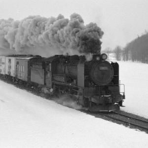 SL現役時代の線区別アーカイブ(天北線)