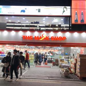 東大門ナイトショッピング〜THE MASK SHOPから近くのお店まで〜