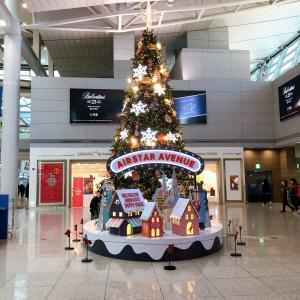仁川空港での過ごし方