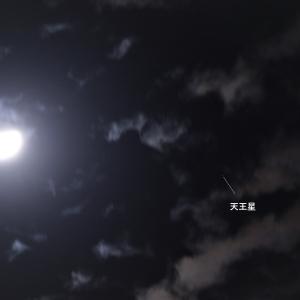 2惑星と月