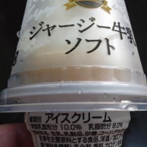 久々のアイス