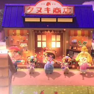 タヌキ商店リニューアルオープン