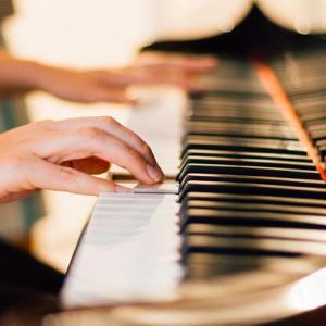 大人の方もピアノレッスン