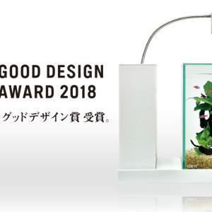 AQUA-Uがグッドデザイン賞受賞!