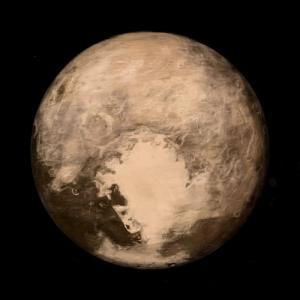 魂の惑星ルーツが冥王星だと思い出させてくれた女性