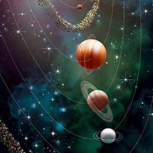 《本来の声と魂の惑星ルーツ 惑星のマントラ》