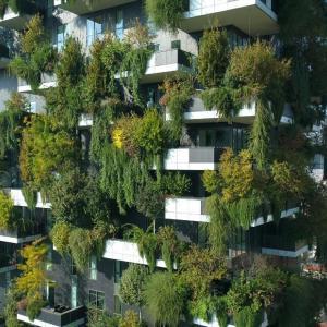 垂直の森とか。