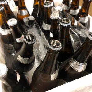 どぶ漬ビンビール