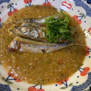 わんずご飯~お魚♪