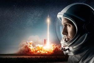 585「ファースト・マン」→月面に立った男