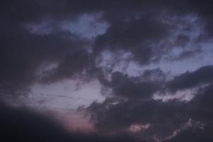 ネオワイズ彗星 空振り