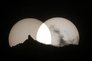 太陽の移動