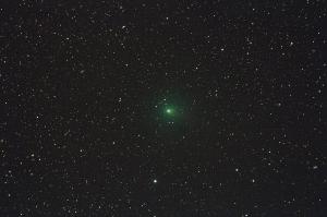 17日未明のアトラス彗星