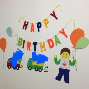 5歳の誕生日