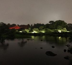 水前寺成趣園 サントリー九州
