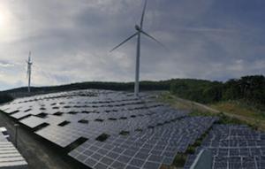 国内初の「再エネ・クロス発電」が始動
