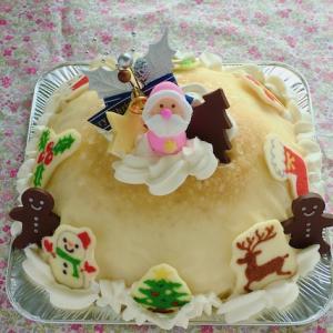 2020クリスマスケーキ1号