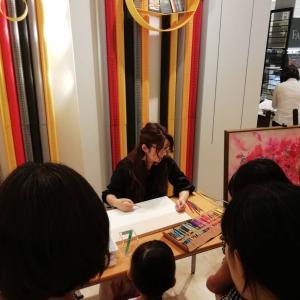 JAPAN WEEK~日本が育む美しい色~ご来場ありがとうございました。