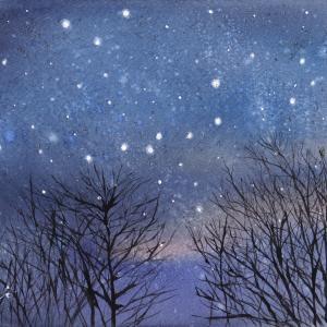 7月16日オンライン講座「星空を描く」