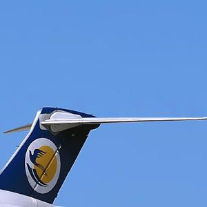 イランで旅客機がオーバーラン 高速道路へ着陸、乗客に怪我なし