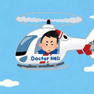 札幌で入院中の韓国人留学生の父親「直行便がないので成田までドクターヘリで運んで」