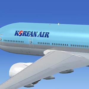 【韓国】大韓航空、客室乗務員に最大1年の無給休職制度
