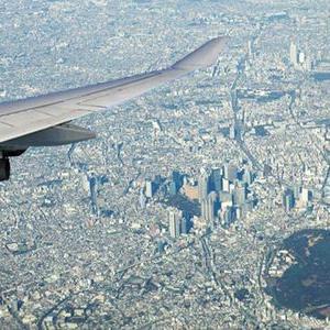 羽田新ルートになって家の上旅客機が通るようになったけどまあまあ五月蠅いね