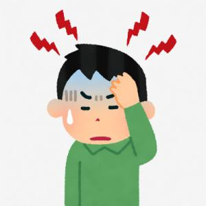 飛行機で頭痛がしたからCAに「アイアム バッドヘッド!」って言ったら爆笑されたんだが