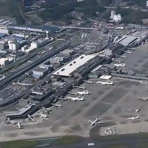 【迷惑】女性に現金要求…成田空港で寝泊まり男逮捕