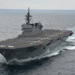 韓国、軽空母建造へ F-35Bを16機搭載予定