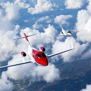 ホンダジェット、2019年上半期もデリバリー数世界1位 小型ジェット機カテゴリー