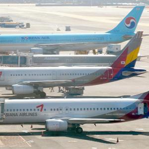 【航空】大韓航空・アシアナ、1000億ウォン台の赤字