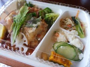 興奮~!コスパ凄すぎ!カチャヤカフェのお弁当500円