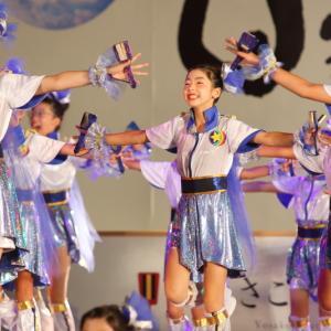 第66回よさこい祭り 前夜祭 サニーグループよさこい踊り子隊SUNNYS その2
