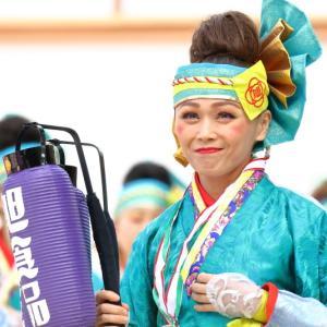 2019よさこい全国大会(第66回よさこい祭り) 高知城会場 旭食品 その3