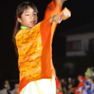 2019 優 納涼祭 よさこい鳴子踊り au その1