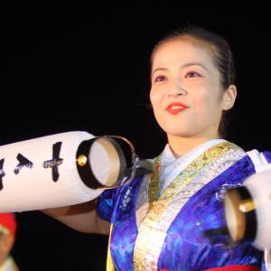 2019 優 納涼祭 よさこい鳴子踊り 十人十彩 その1