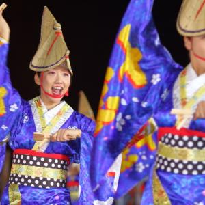 2019 優 納涼祭 よさこい鳴子踊り 十人十彩 その2