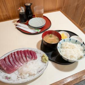田中鮮魚店(漁師小屋)で、初鰹 その3