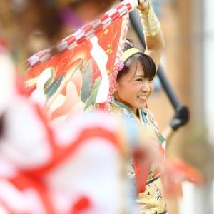 2019今治よさこい祭り 松山よさこい風舞人 芝っちステージ その5