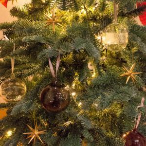 クリスマスツリーとスーパーSALEで購入したもの。