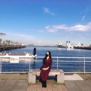 七里ヶ浜&横浜旅行 そして先週のモアナマーリエ