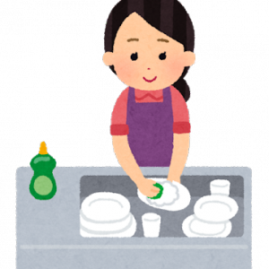 ~キッチンで台所仕事が始まると?~ あなたも加齢性難聴です!(加齢性難聴あるある)
