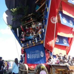 毎年10月第2日曜日、珠洲デカ曳山まつり