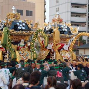 毎年10月17~18日、英賀神社秋季祭例