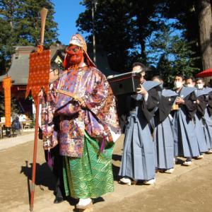 本来は12月7日に開催、山倉の鮭祭り