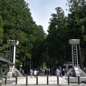 高野山と龍神温泉、貴船神社と川床ランチ
