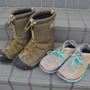 犬の散歩コースに合わせた靴を選ぼう | コラム