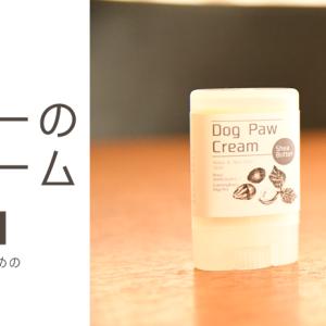 夏特別仕様「犬の肉球ケア   シアバタークリーム」販売開始